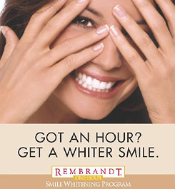 Rembrandt One Hour Whitening