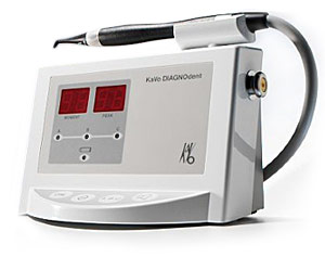 Laser Decay Diagnosis